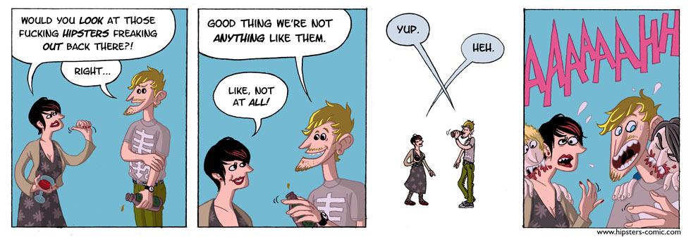 HIPSTERS vs. vampires part 5