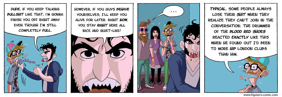 HIPSTERS vs. vampires part 7