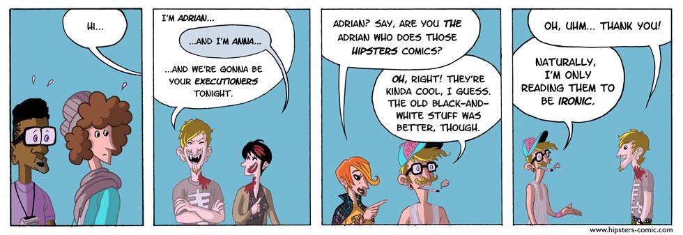 HIPSTERS vs. vampires part 18