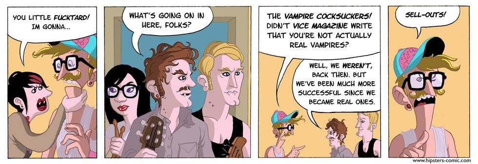 HIPSTERS vs. vampires part 28