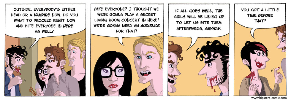 HIPSTERS vs. vampires part 29