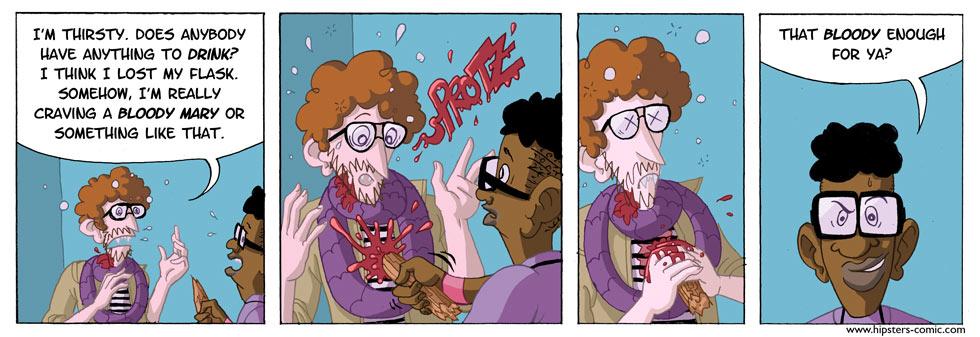 HIPSTERS vs. vampires part 32