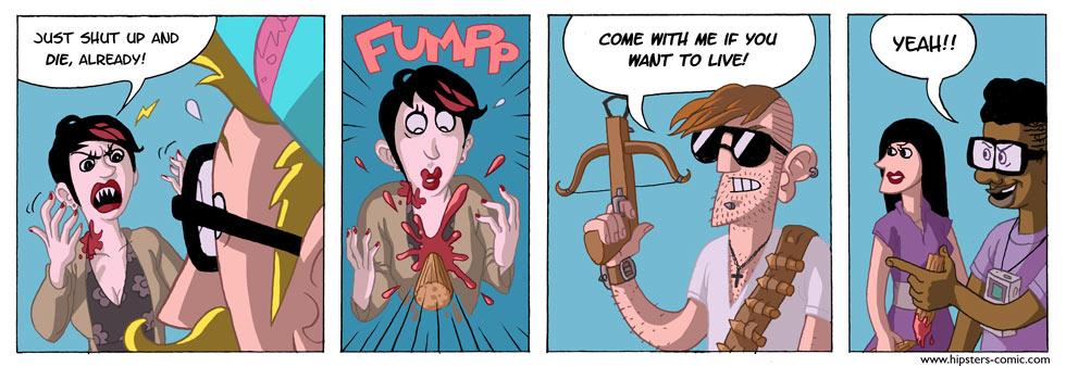 HIPSTERS vs. vampires part 34