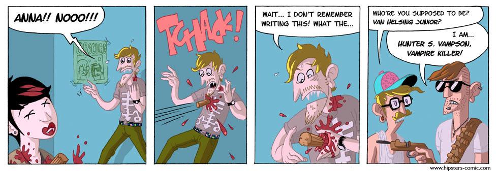 HIPSTERS vs. vampires part 35