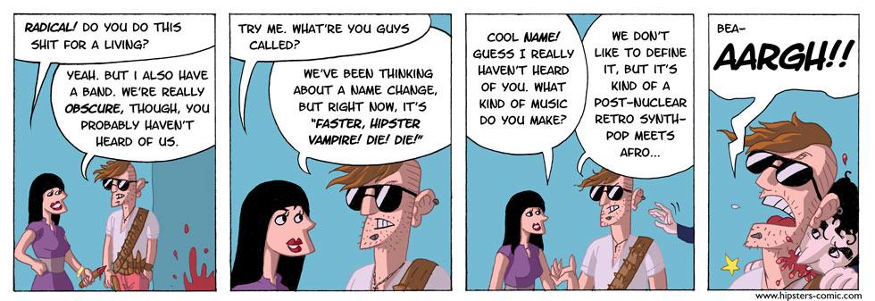 HIPSTERS vs. vampires part 36