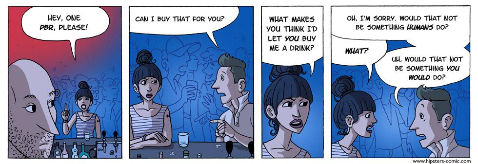 HIPSTERS vs. Robots part 4