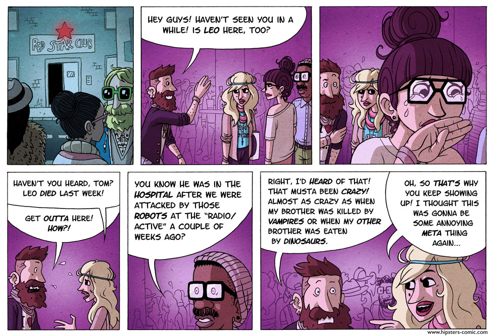 HIPSTERS in Hell (1)