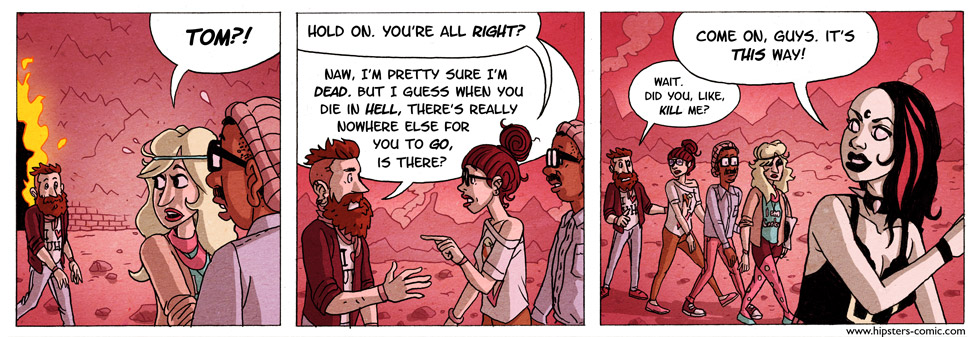 HIPSTERS in Hell (21)