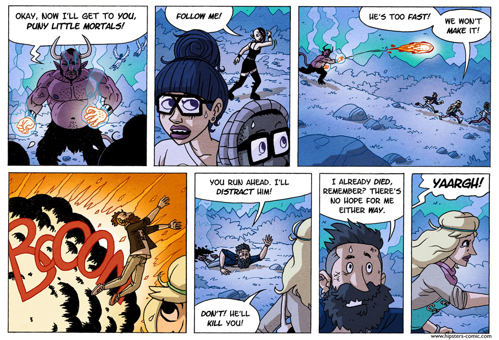 HIPSTERS in Hell (49)